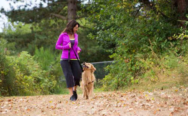 صور افضل وقت للمشي , المشي رياضة صريحة