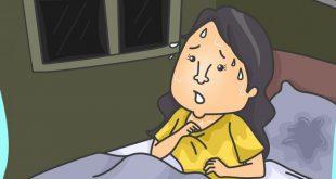 صور ما هي اسباب التعرق اثناء النوم , التعرق في النوم بسبب المرض