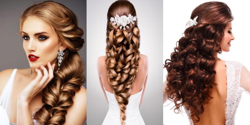 صور تسريحات للشعر المتوسط الطول , الشعر المعتدل جميل المظهر