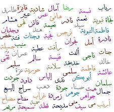 صورة اسماء شباب عربية , اختيار اسم المولود