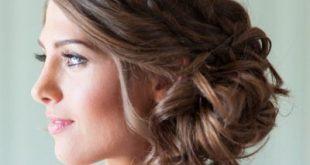 صور تسريحات زواجات للشعر القصير , موضة الشعر القصير