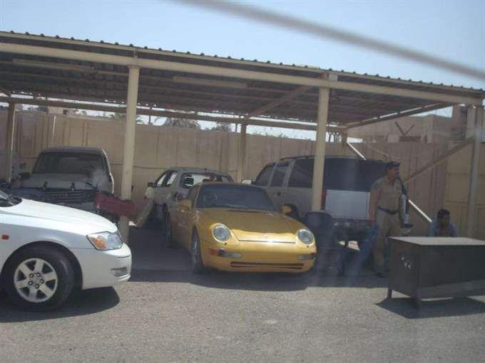 صورة سيارات صدام حسين , الراحل رئيس العراق