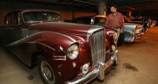 صور سيارات صدام حسين , الراحل رئيس العراق
