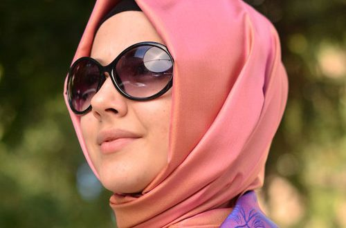 صورة صور محجبات صبايا , الحجاب تاج كل الصبايا