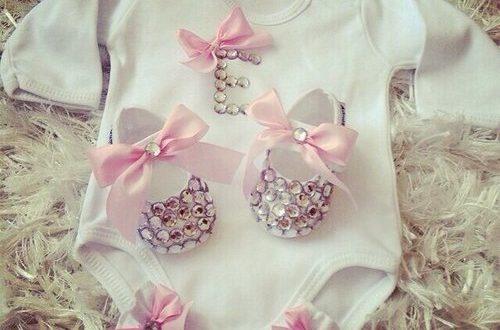 صورة ملابس بيبي بنات , الموديلات الاطفالي الجديدة