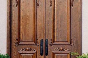 صور اجمل الابواب الخشبية , الابواب الخشب من القديم الي الان