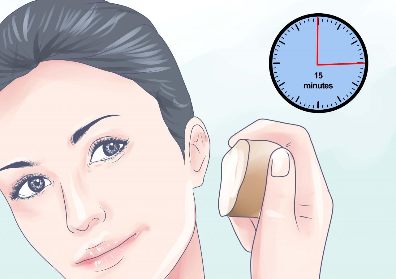 صورة تبيض الوجه في دقائق , بيضي وجهك سريعا
