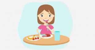 صورة دعاء الطعام للاطفال , ادعيه للاطفال