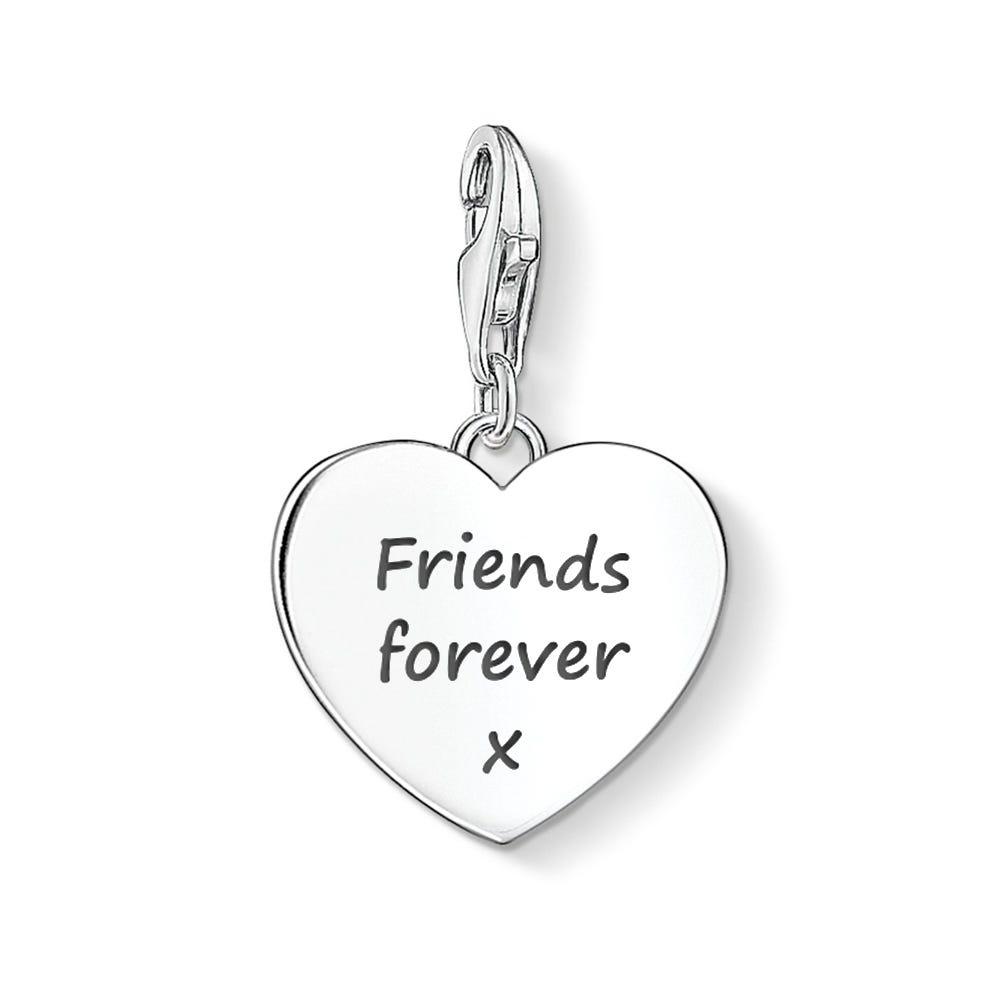 اصدقاء للابد بالانجليزي