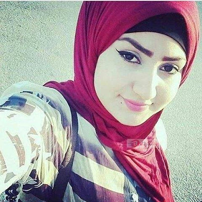 صورة صور مغربيات محجبات , صور لاحدث لفات الحجاب المغربية