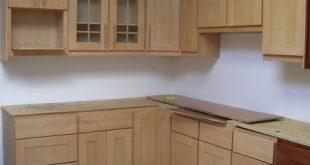 صورة دولاب مطبخ خشب , اجدد اشكال المطابخ الخشب