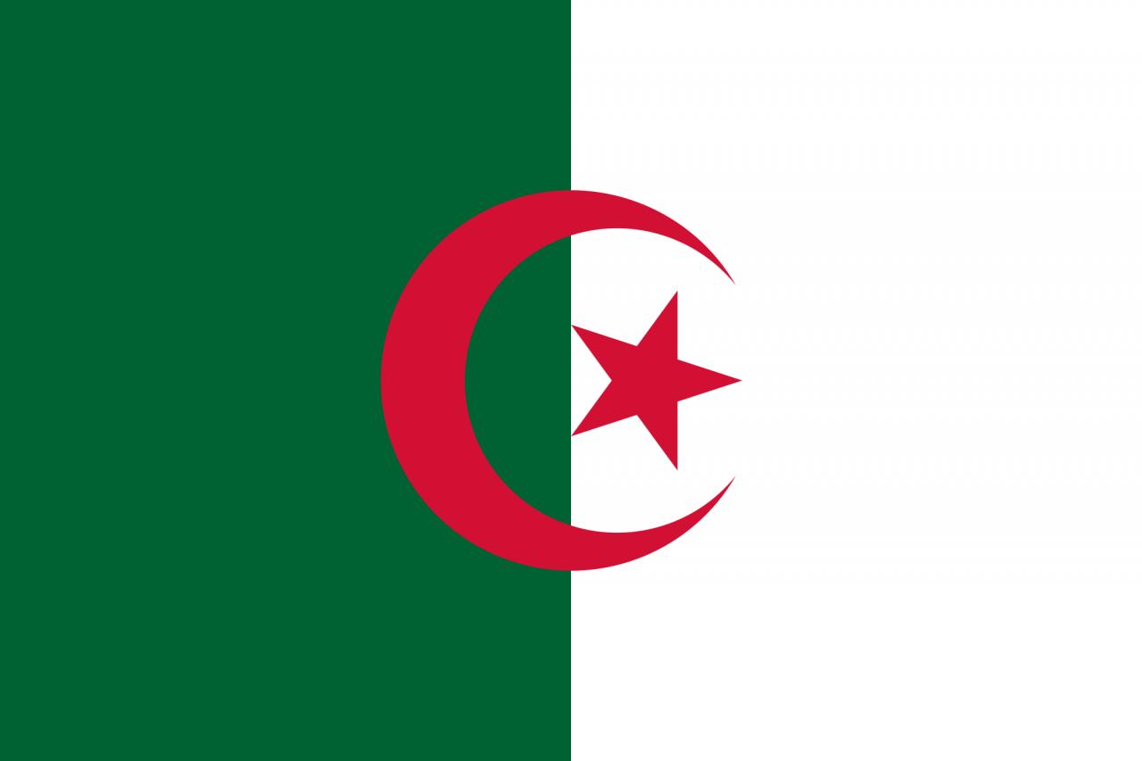صورة معنى الوان العلم الجزائري , تعرف علي معاني الوان علم الجزائر