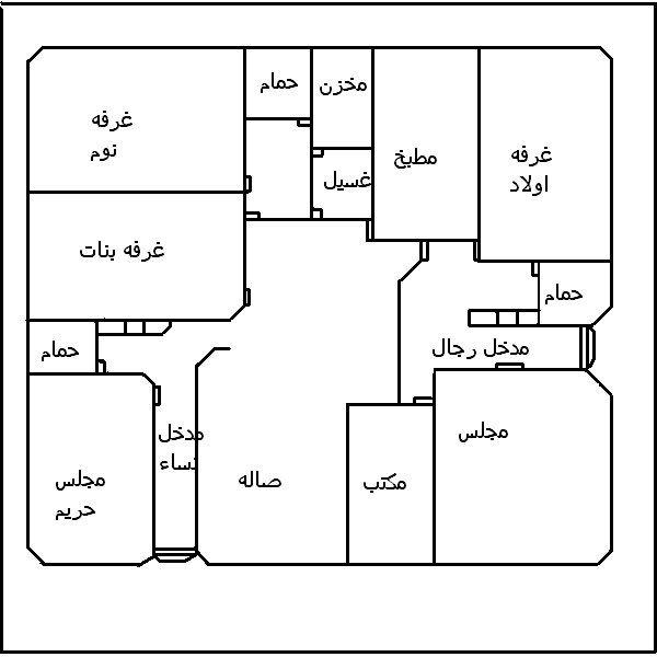 صورة تصميم منزل مساحة 150 متر , افضل التصميمات للمنازل مساحه 150