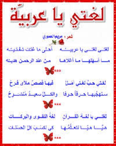 عبارات قصيرة عن اللغة العربية 8