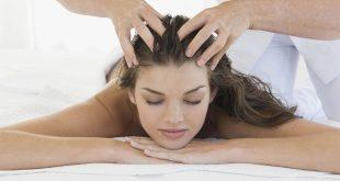صورة فوائد تدليك الشعر , نصائح لتدليك الشعر