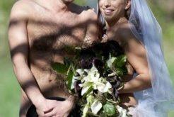 صورة العروس والعريس عاريان , اول فرح لظهور العريس والعروسة عاريااان تماما نشوف يلا