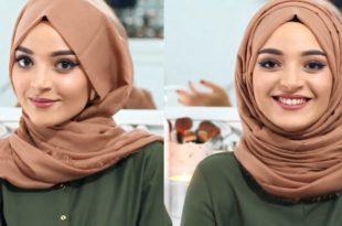 صورة احدث موديلات الحجاب , تعرفى على اخر صيحات لفات الحجاب