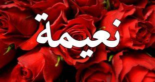 صورة معنى اسم نعيمة وشخصيتها , صفات حاملة اسم نعيمه