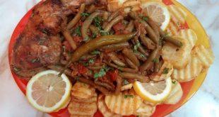 صورة اطباق لوبيا ماشطو , اكلات جزائرية مميزة