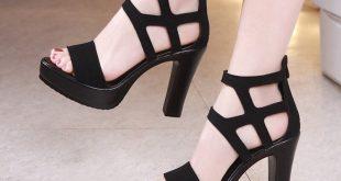 صورة احذية كعب عالي 2019 , اجمل الاحذية ذات الكعب