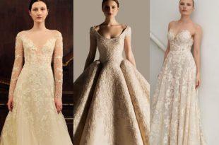 صورة فساتين اوف وايت , تعالو نشوف اجمل الفساتين الاوف وايت 2020