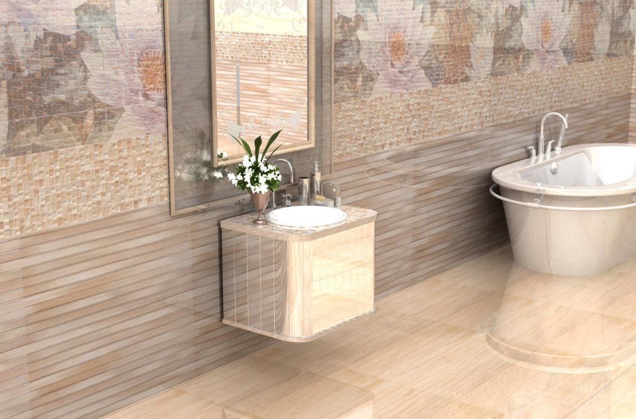 سيراميكا كليوباترا حمامات احدث واشيك تصميمات لسيراميكا كليوباترا للحمامات كيوت