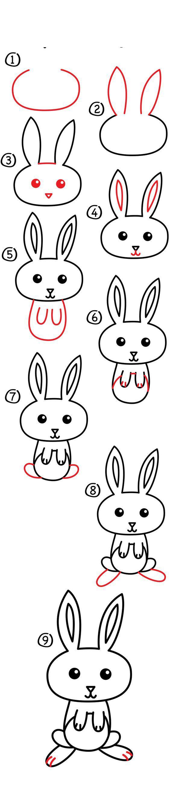 رسومات جميلة وسهلة اجمل وارق الرسومات السهلة بالخطوات كيوت