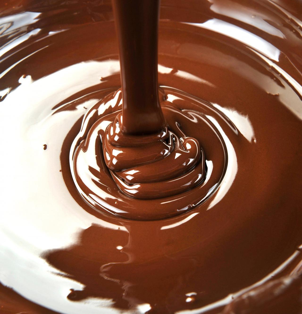 صورة كريمة الشوكولاته لتزيين الكيك , اصنعى احلى كريمة شيكولاته في البيت