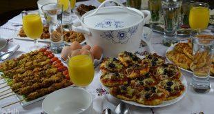 صورة من وجبات الطعام في رمضان , اشهى الاطباق لاحلى فطار في رمضان