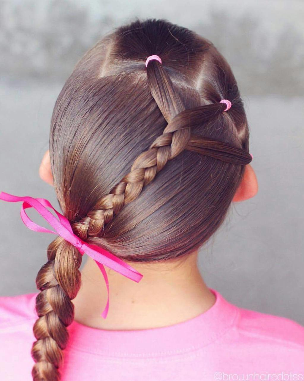 صورة تسريحات بنات , اجمل تسريحات للبنوتات الصغيرين