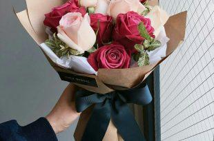 صورة باقات زهور , اجمل الورود تهادي بيها حبابيك