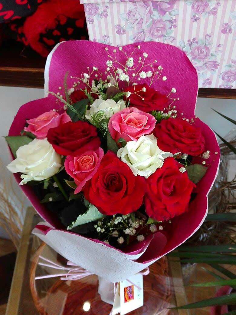 صورة باقات زهور , اجمل الورود تهادي بيها حبابيك 6309 5