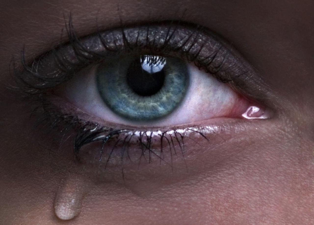 صورة صور دموع , اجمل الصور المعبرة عن الحزن