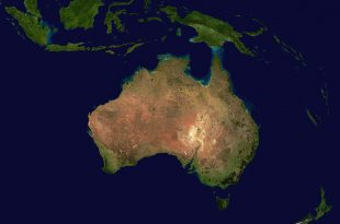 صورة اصغر قارات العالم , تعرف على الدولة التى اصبحت قارة مؤخرا