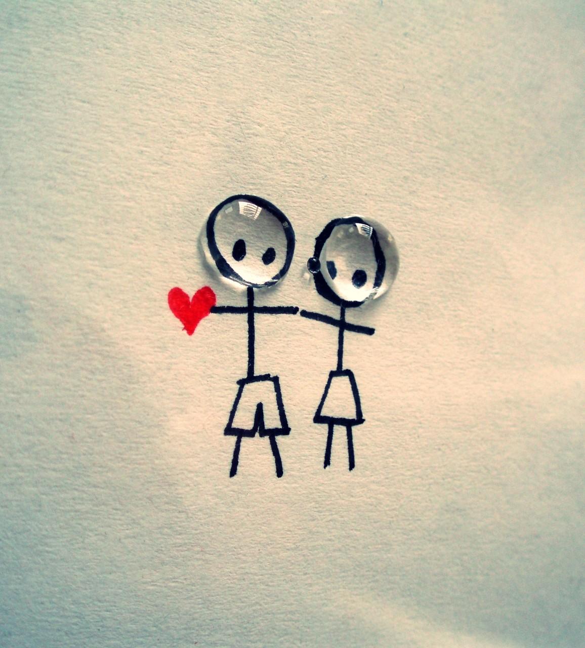 صورة كيف تعرف انك تحب , تعرف على علامات الحب 1522 4