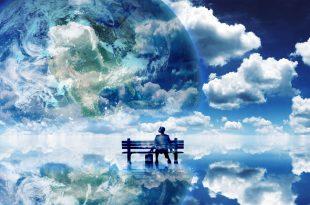 صورة رؤية الميت في المنام , تفسير حلم زيارة الاموات للاحياء