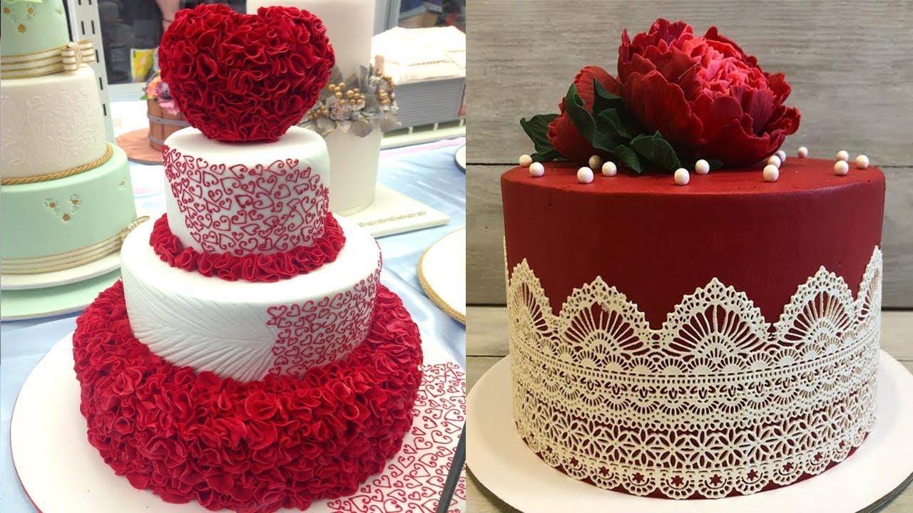 صورة اجمل تزيين كيك , اشكال جميلة لتزيين الكيكة