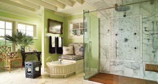 صورة اجمل ديكور حمام , زينى حمامك باشيك الديكورات