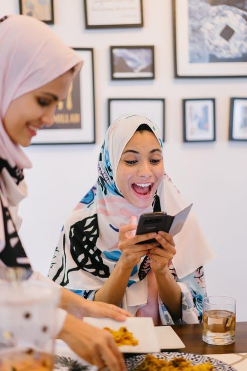 صورة بنات محجبات كيوت , اجمل صور كيوت للمحجبات