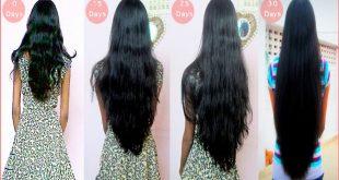 صورة كيفية تطويل الشعر بطرق طبيعيه وامنه , نصائح عامه لنمو الشعر وتطويله