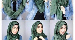 صورة صور حجاب جديد , حجاب خليجي يجنن اوى 🙈