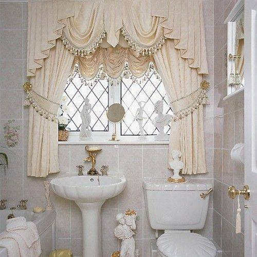 صورة صور ستائر حمام , جملي حمامك بافخم ستائر جامدة 👇