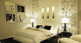 صورة ديكورات غرف النوم الرئيسية , جملي غرفة نومك باجمد ديكورات