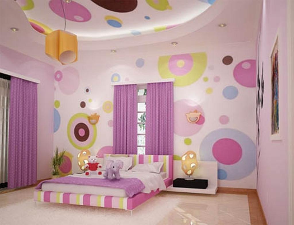 صورة دهان غرفة اطفال , اجمد الدهانات الحديثة لغرفة الاطفال 👇