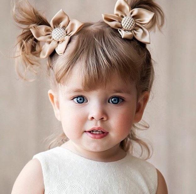 صورة بنات كيوت صغار , بنات اطفال كيوت تجنن 🙈❤️
