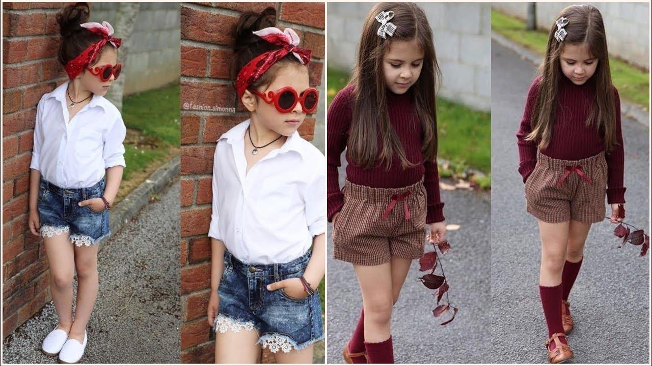 صورة لبس اطفال بناتي , دلعي بنتك باجمد استايل روعة 👇