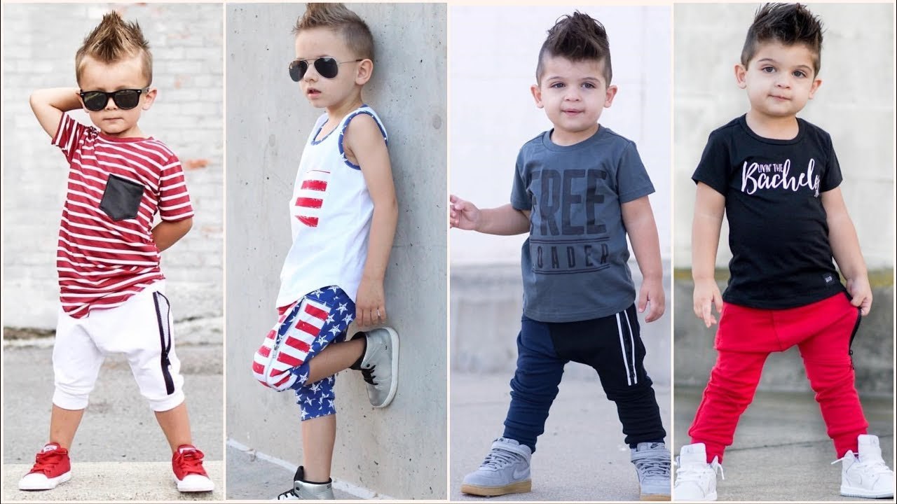 صورة لبس اطفال ولادى , طفلك اشيك طفل في العالم كله تعالوا شوفوا 👇