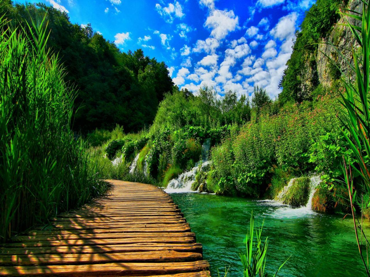 صورة خلفيات طبيعية ساحرة , الطبيعة وسحرها وجمالها للخلفيات وهم جدا