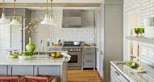 صورة ديكور المطبخ , ديكورات مطبخ تركية تجنن