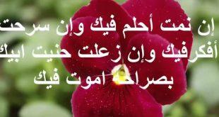 صورة اجمل رسائل الحب , اول مرة تعجبنى رسالة حب الشكل دة